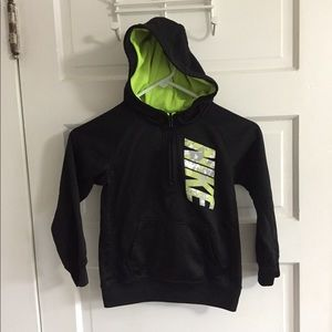 Nike Hoodie 1/2 Zip Boys 7